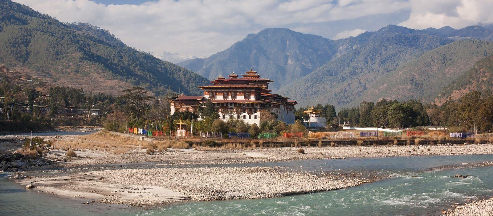 Destination Punakha Bhutan