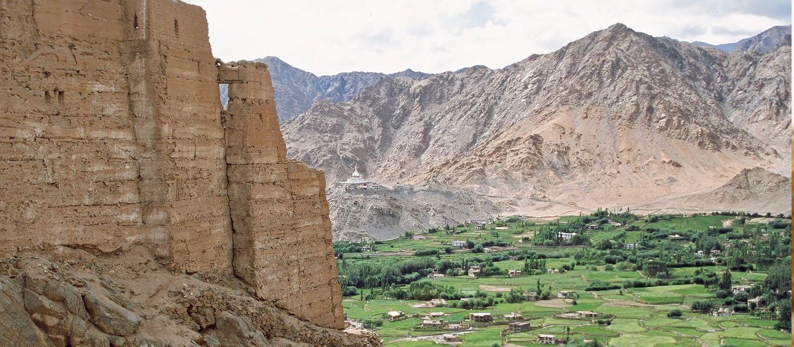 Historic Himalayan Footsteps Tour Trip 1
