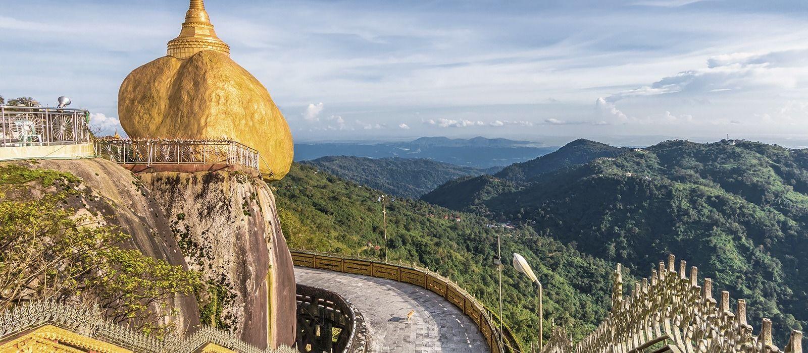 Myanmar: Beaches to Golden Rock Tour Trip 7