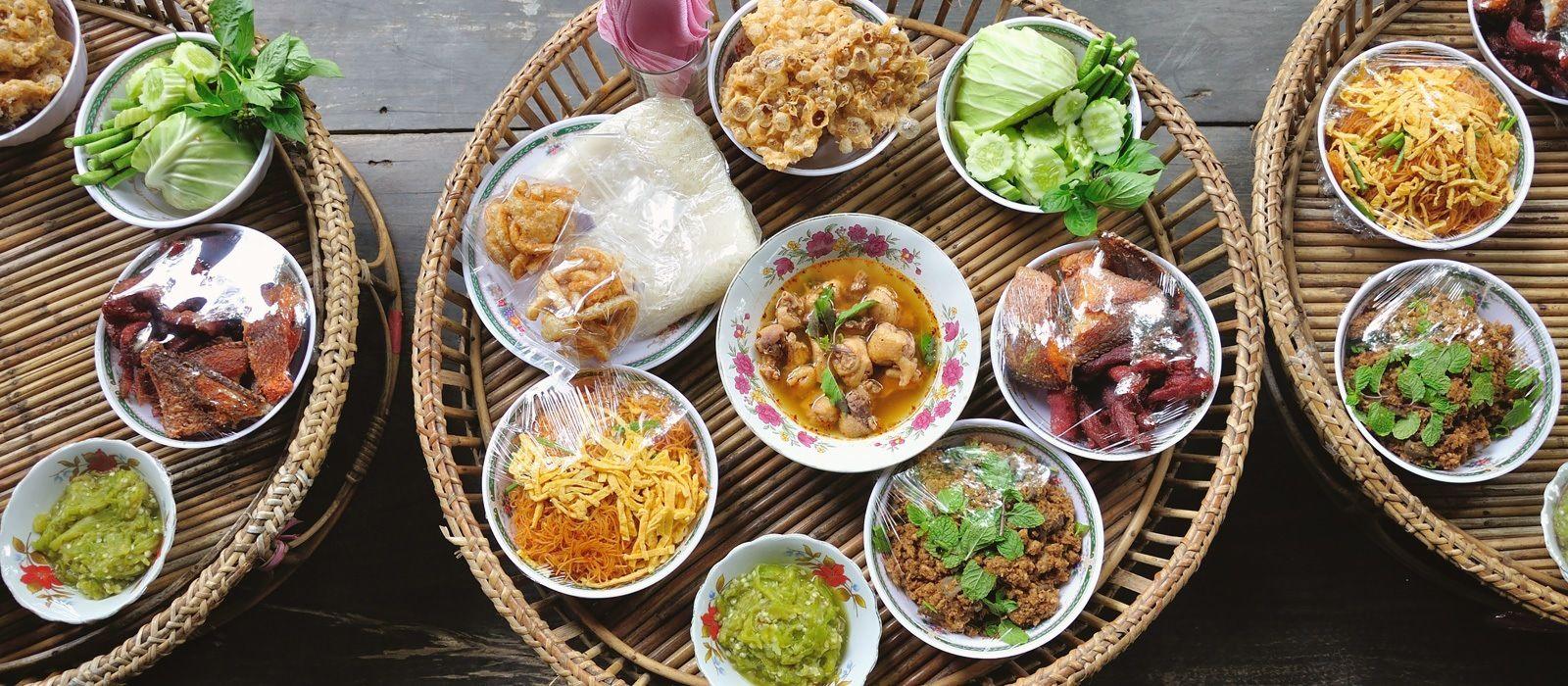 Staunen, Shoppen & Sonnen in Thailand Urlaub 5