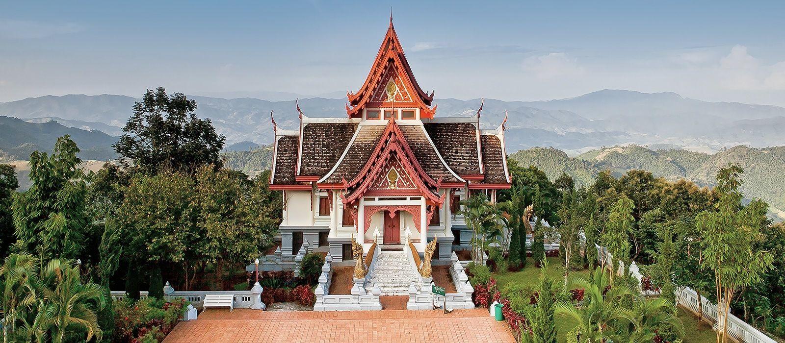 Staunen, Shoppen & Sonnen in Thailand Urlaub 1