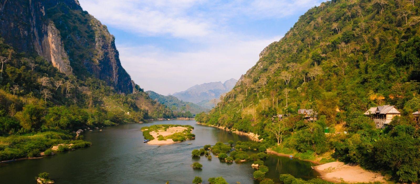 Reiseziel Nong Khiaw Laos