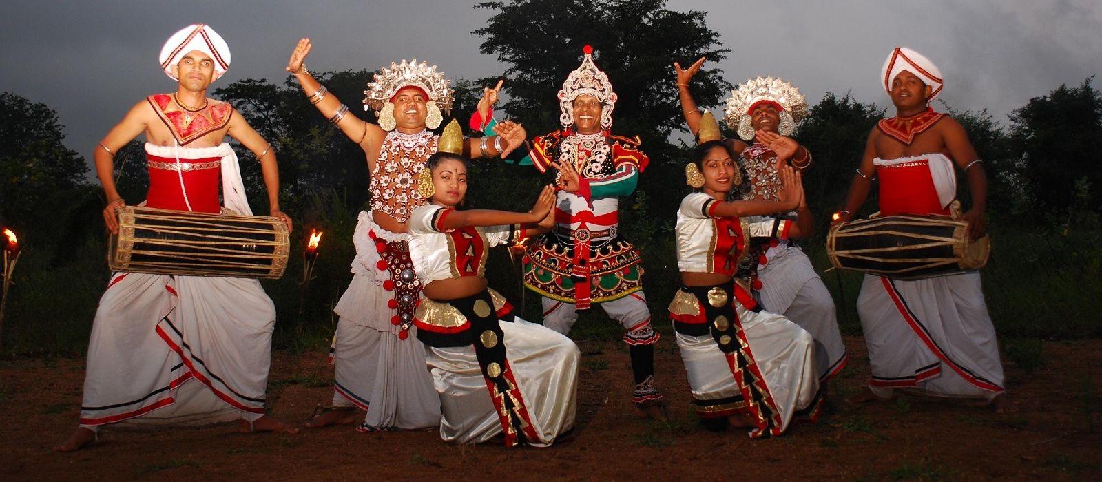 Grand of Sri Lanka: Culture, Landscapes & Wildlife Tour Trip 8