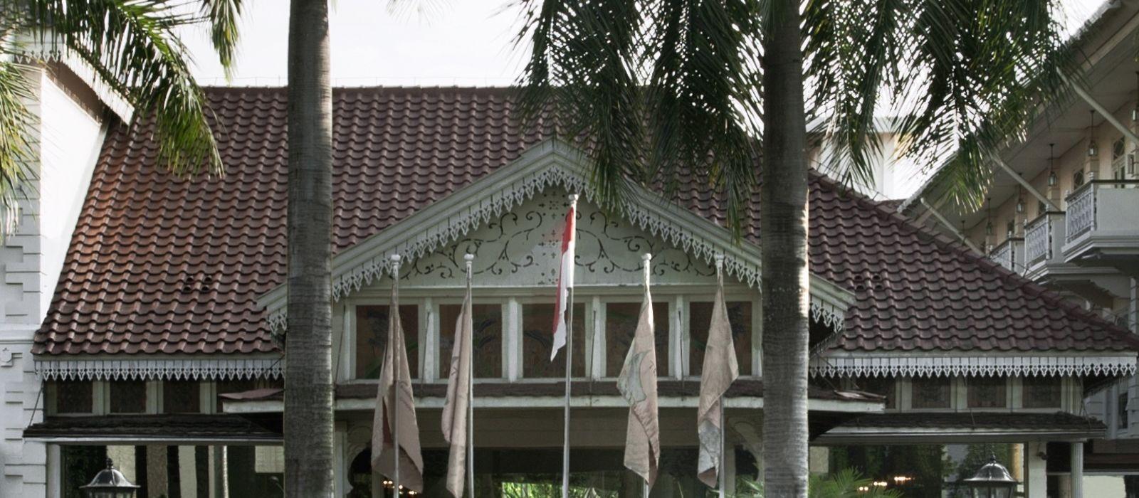 Hotel The Phoenix  Yogyakarta Indonesien