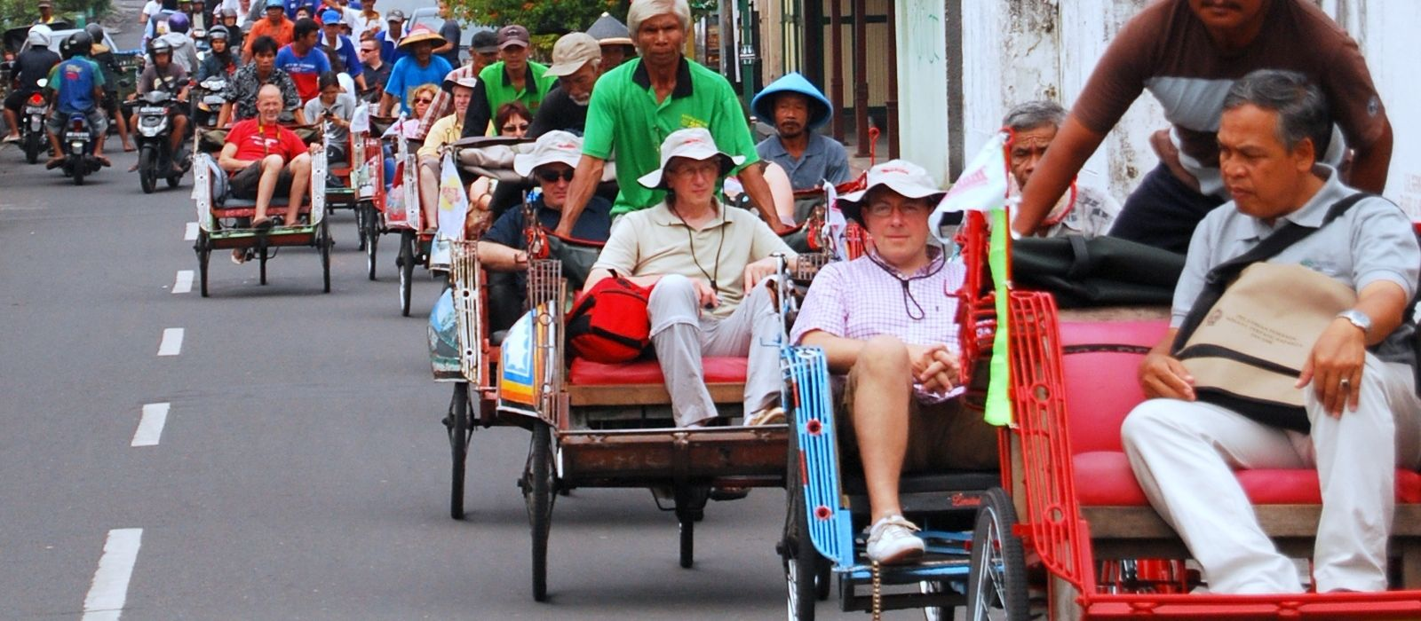 Reiseziel Yogyakarta Indonesien