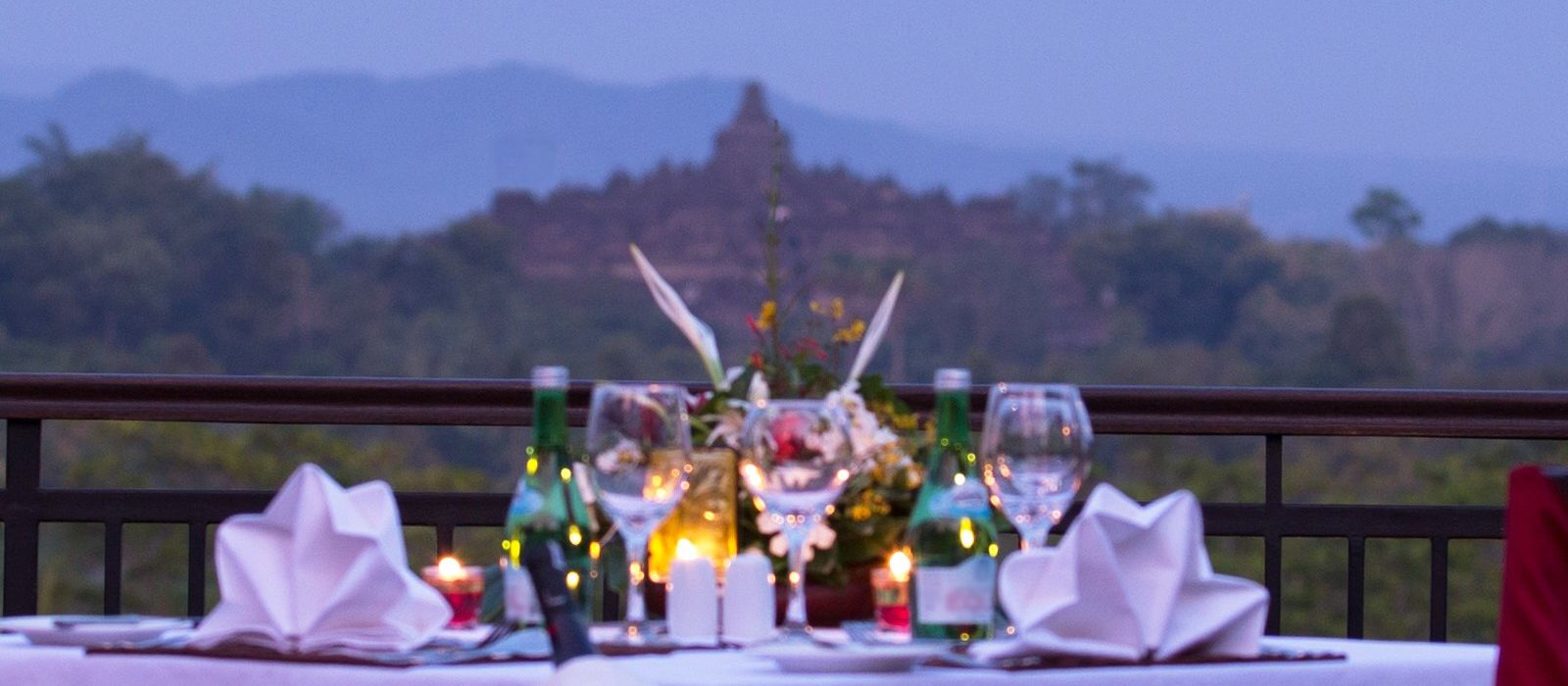 Hotel Plataran Borobudur Resort & Spa Indonesien