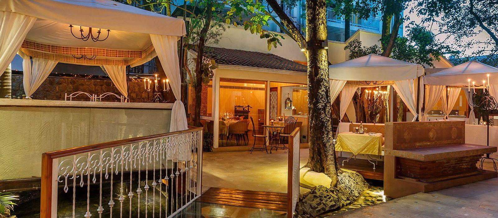 Hotel The Claridges Nordindien