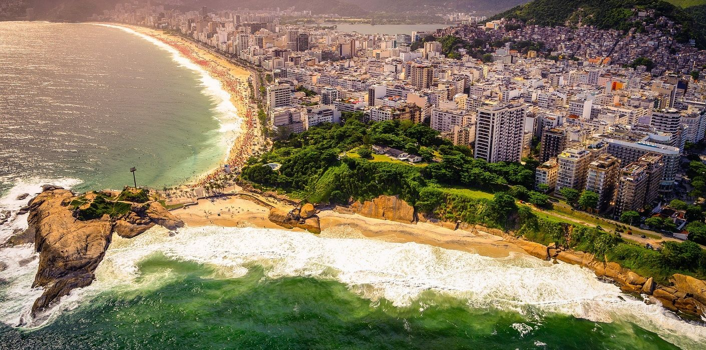 Brazil: Culture & Wildlife Tour Trip 6