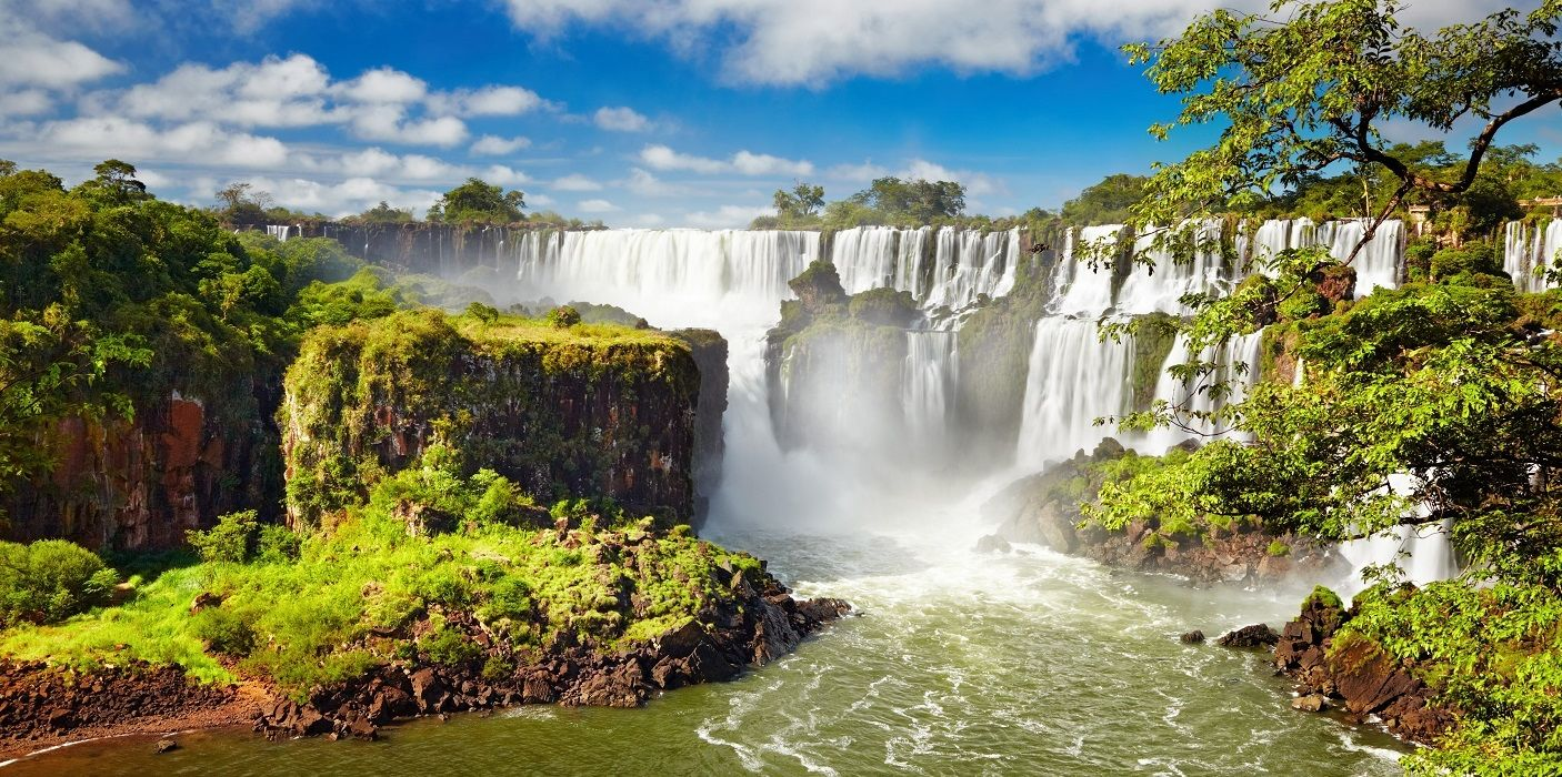 Brazil: Thrilling Waterfalls, Pantanal & The Amazon Tour Trip 1