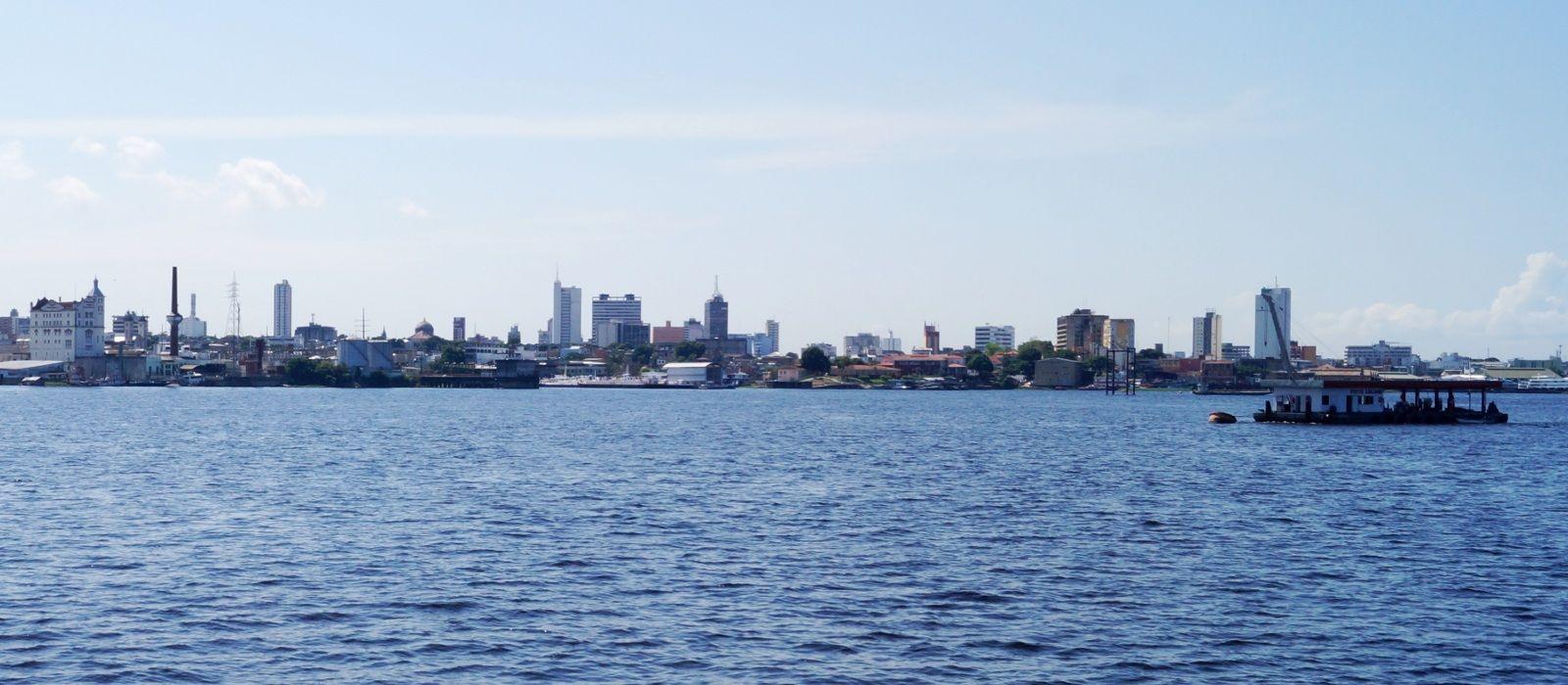 Reiseziel Manaus Brasilien