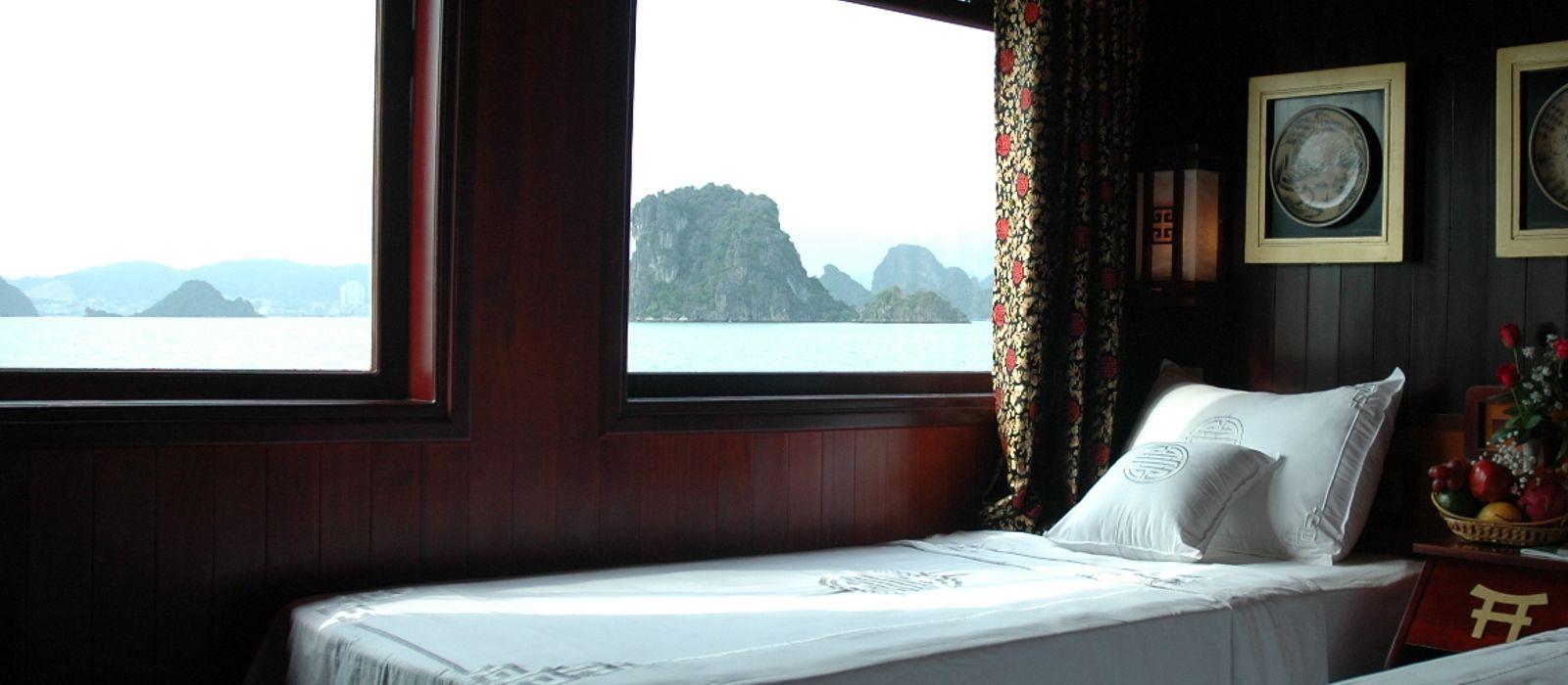 Hotel Dragon's Pearl Vietnam