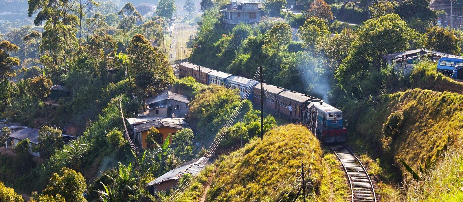 Sri Lanka: Reise zur Heimat des berühmten Ceylon-Tees Urlaub 3