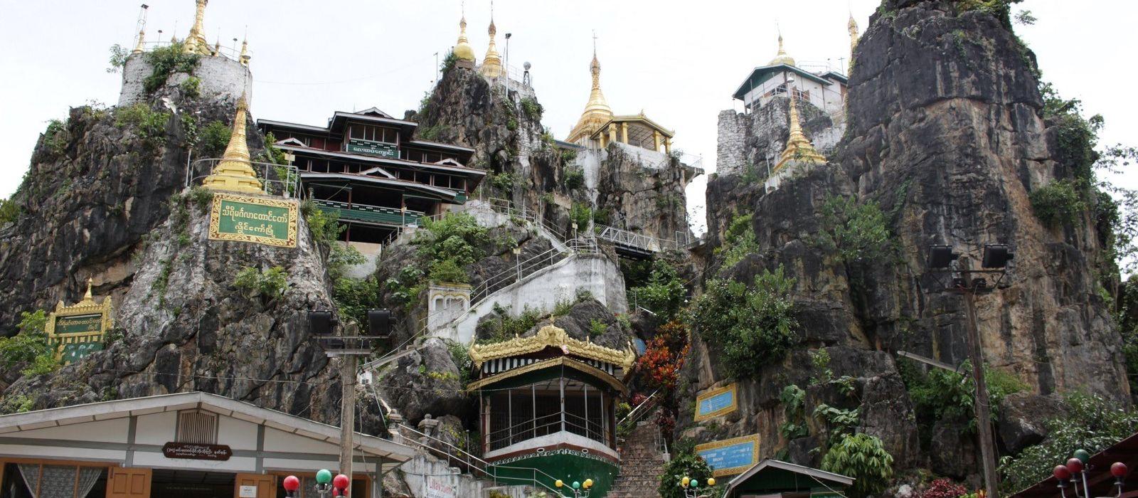 Kultur und Landschaften im Herzen Myanmars Urlaub 4