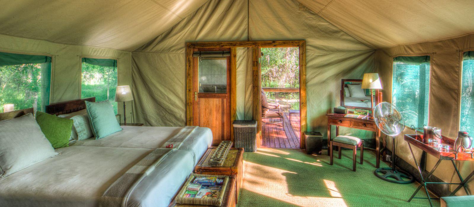 Hotel Camp Moremi Botswana
