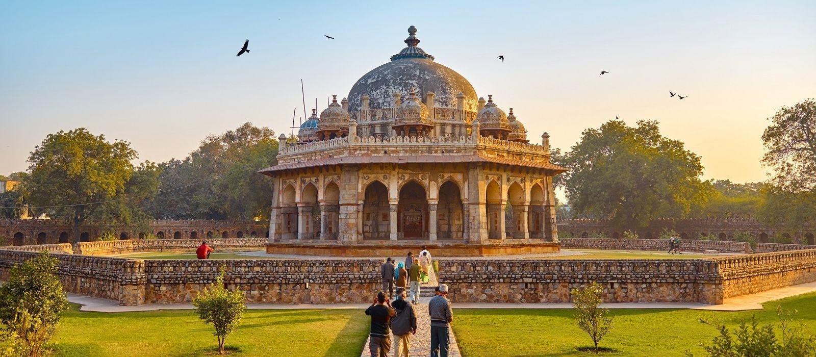 Nordindienreise für Einsteiger: Goldenes Dreieck Urlaub 5