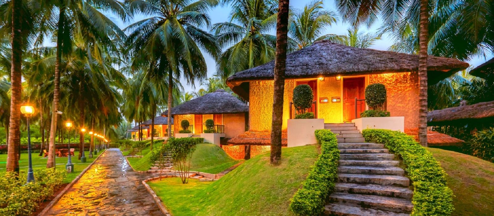 Hotel Great Mount Resort Coco Lagoon South India