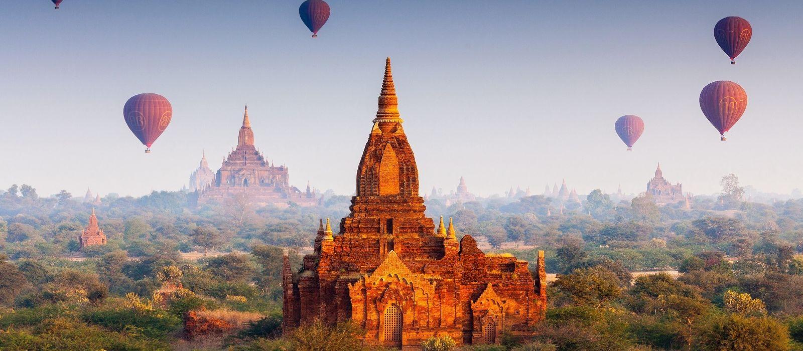 Luxurious Wonders of Myanmar Tour Trip 4