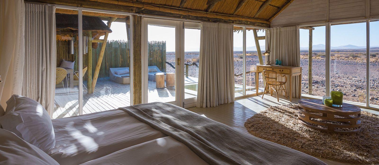 Hotel Little Kulala Namibia