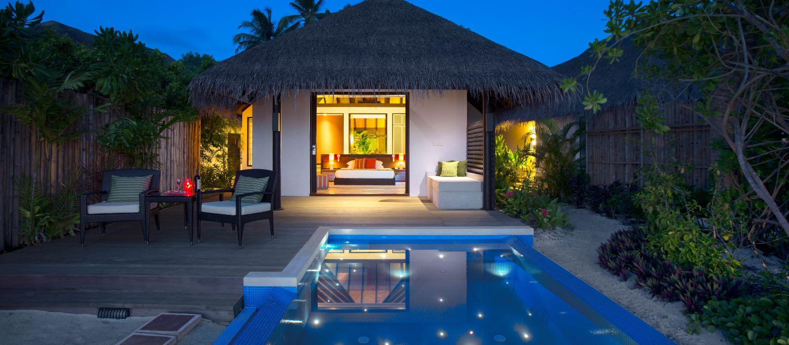 Hotel Velassaru Maldives Malediven
