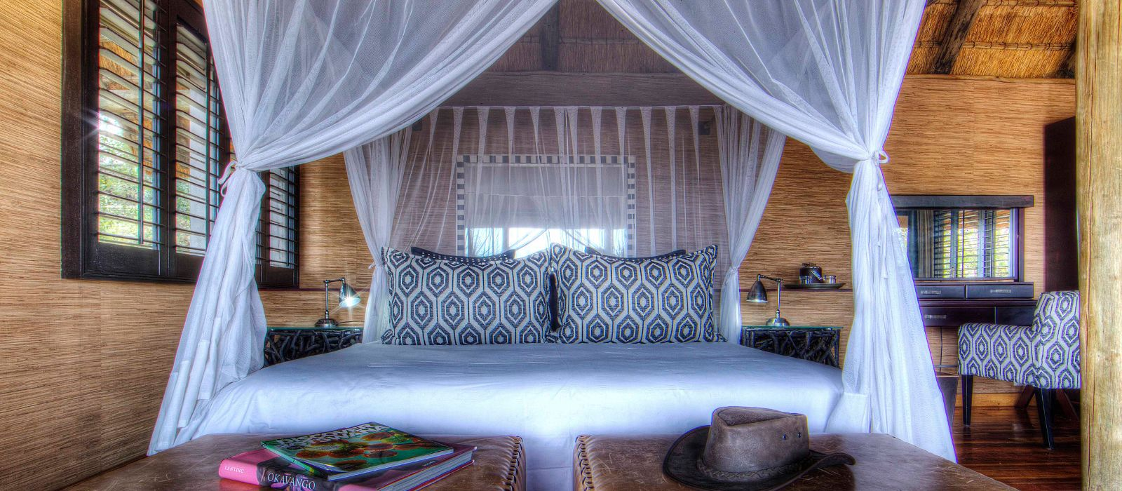 Hotel Savute Safari Lodge Botswana
