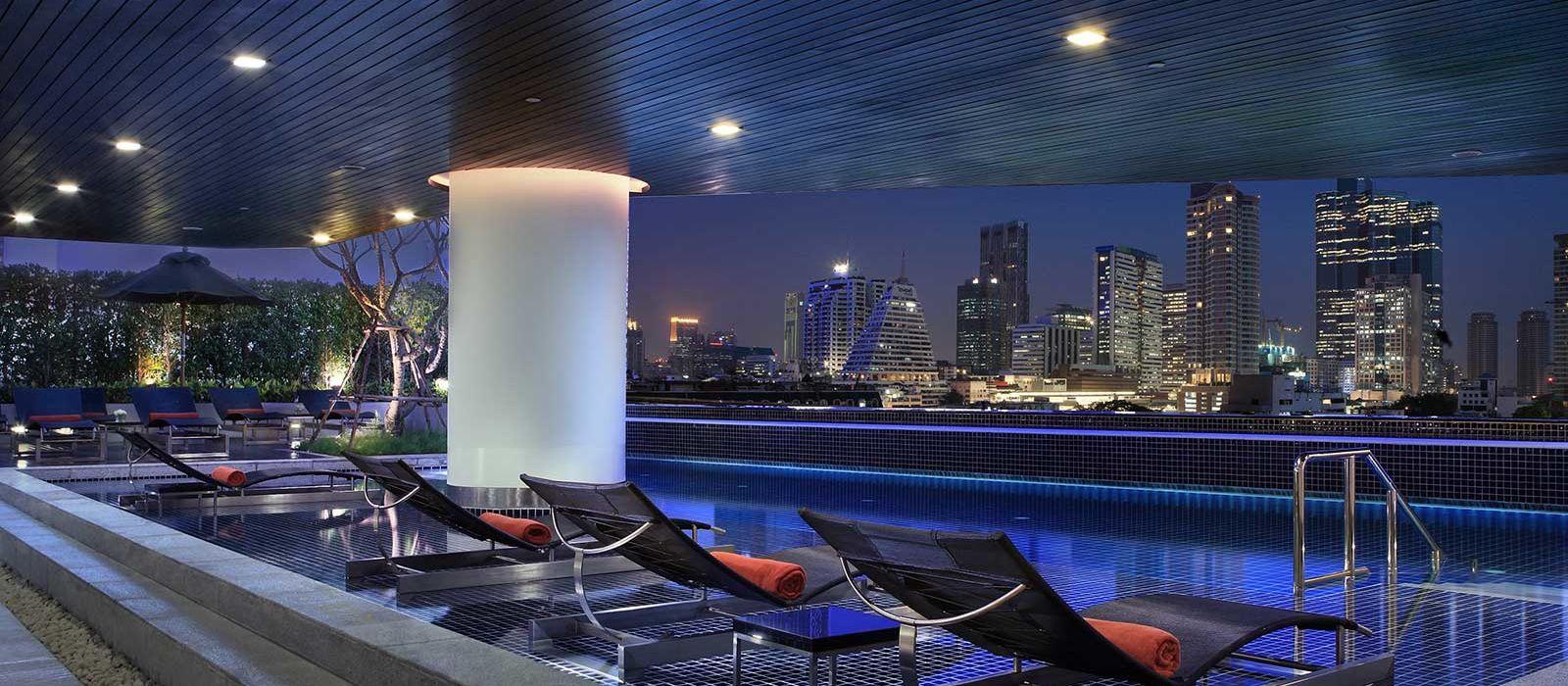 Hotel Pullman Bangkok  G Thailand
