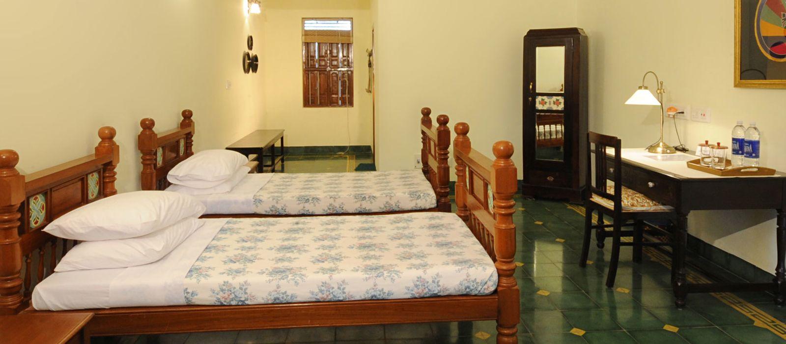 Hotel The Bangala South India
