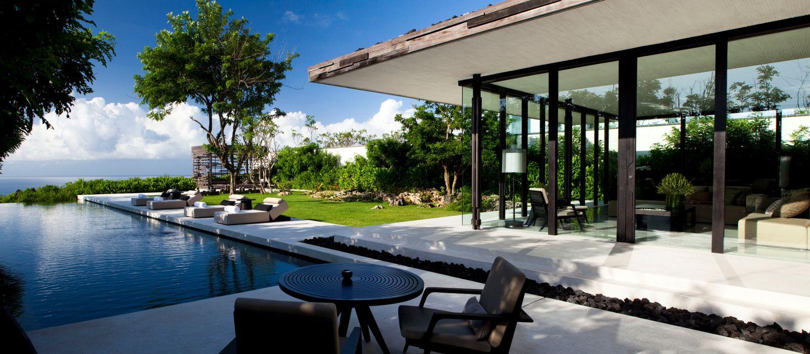 Hotel Alila Villas Uluwatu Indonesien