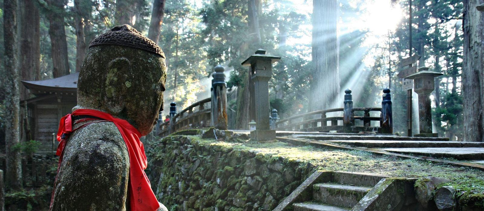 Ancient Zen Legends of Japan Tour Trip 4