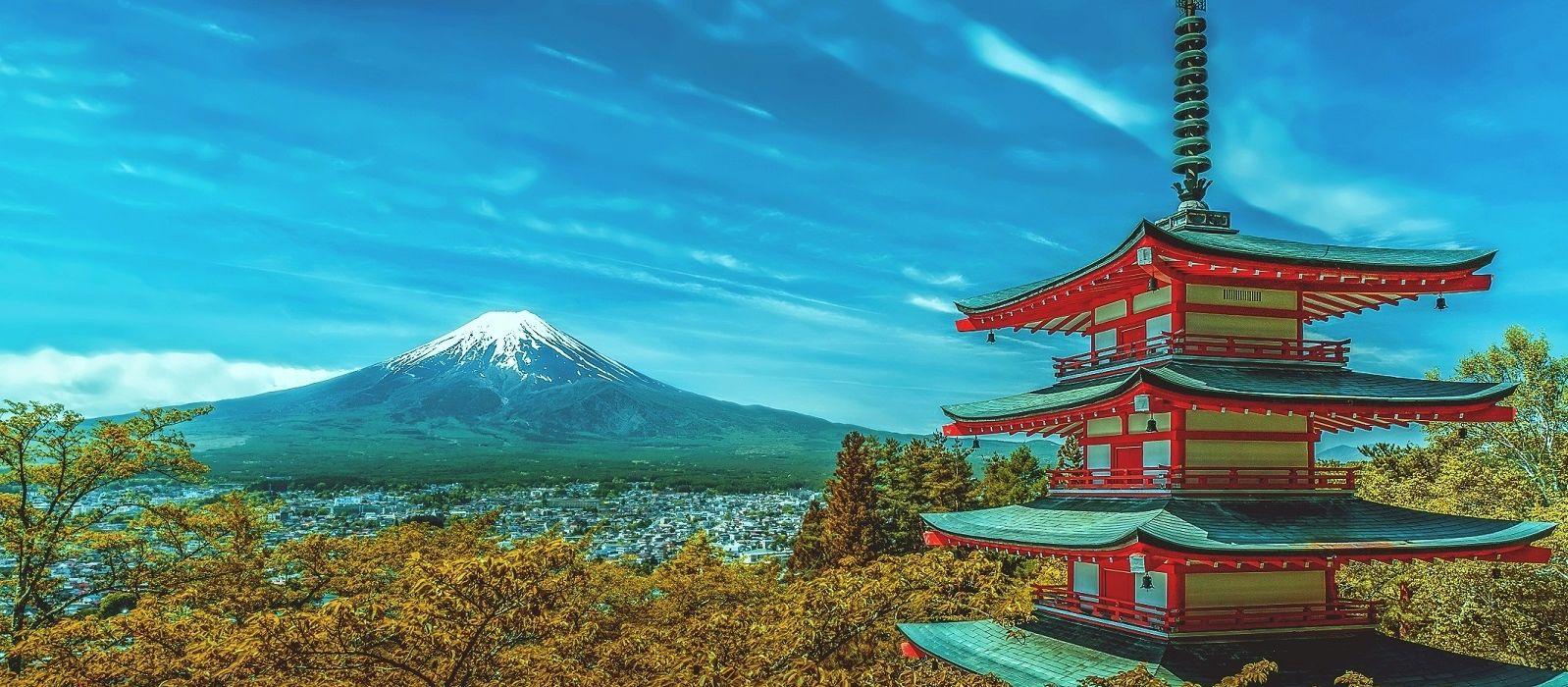Ancient Zen Legends of Japan Tour Trip 6