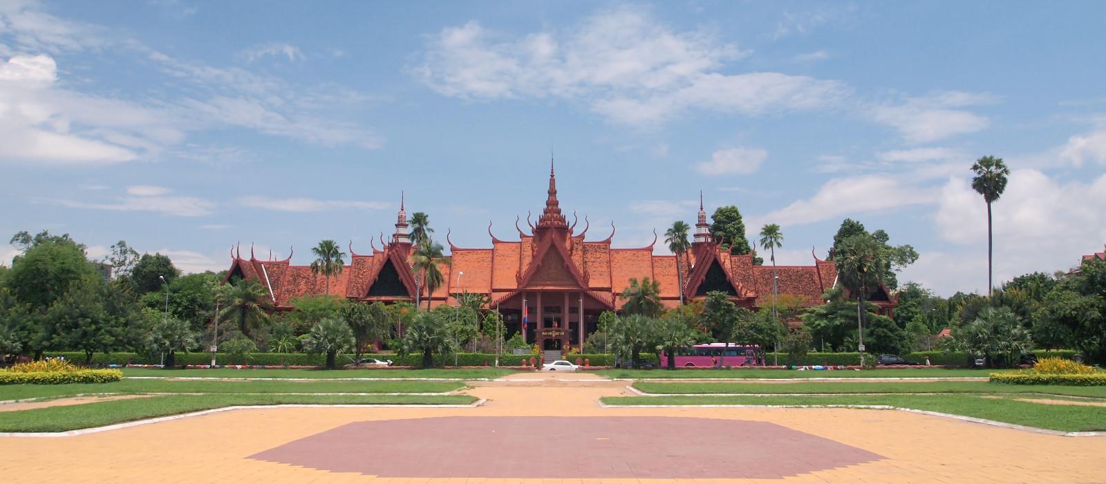 Kambodschas Tempel, Naturschönheiten und Strände Urlaub 1