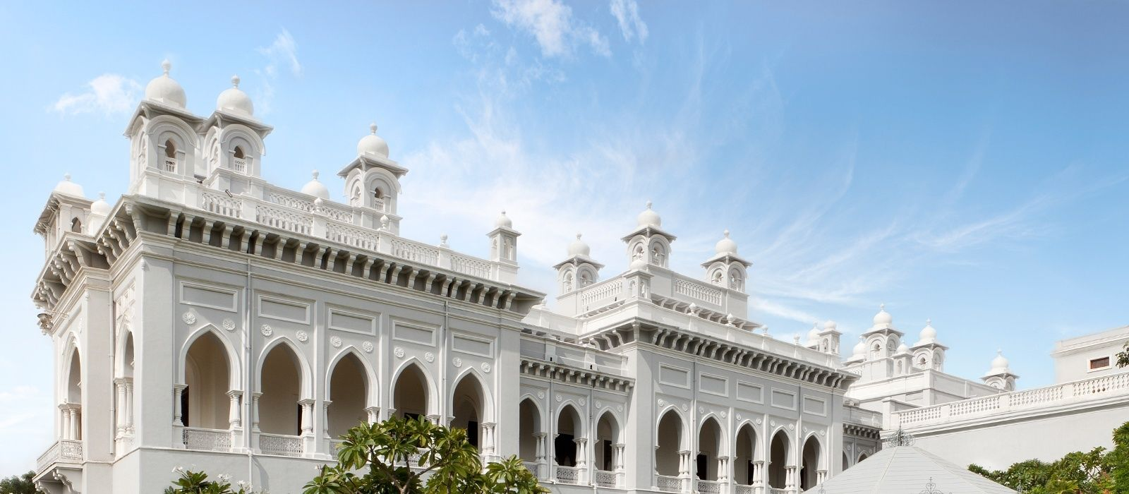 Hotel Taj Falaknuma Palace South India