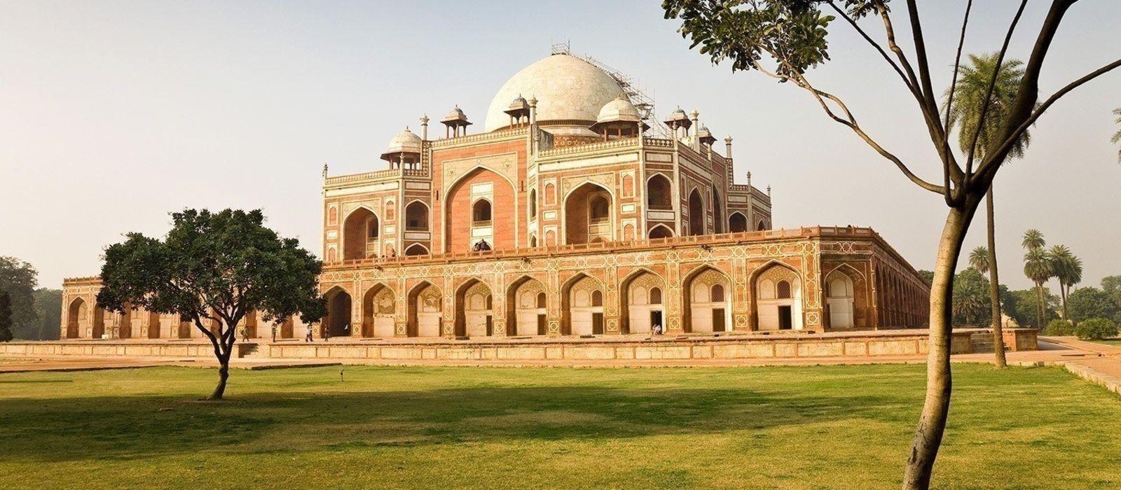Indien: Kultur, Tiger und Wildlife Urlaub 1