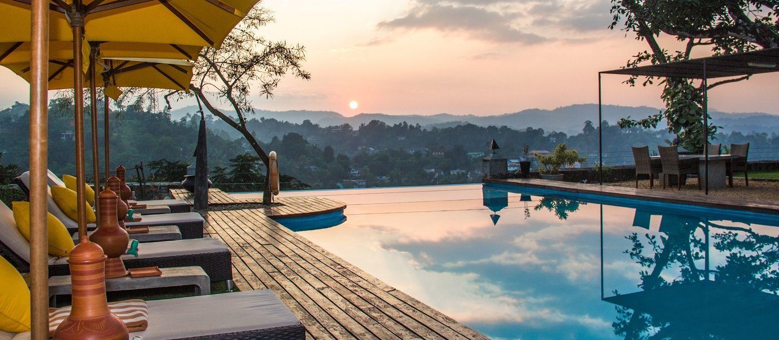 Hotel Elephant Stables Sri Lanka