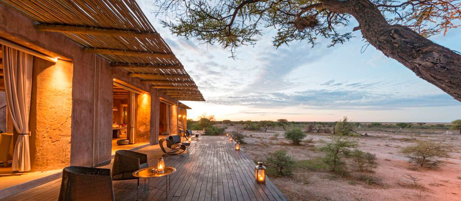 Hotel Onguma Plains Camp (The Fort) Namibia