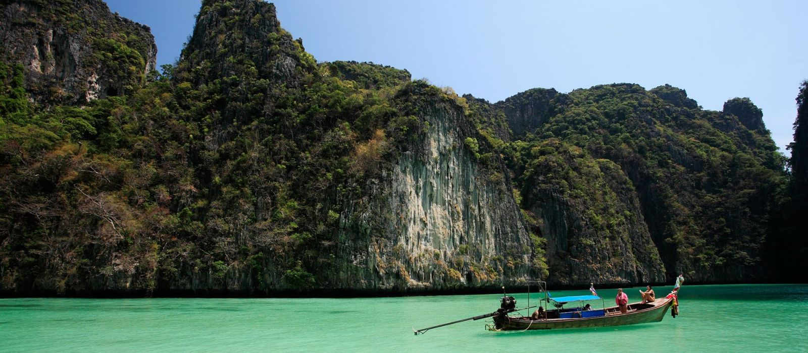 Destination Koh Phi Phi Thailand