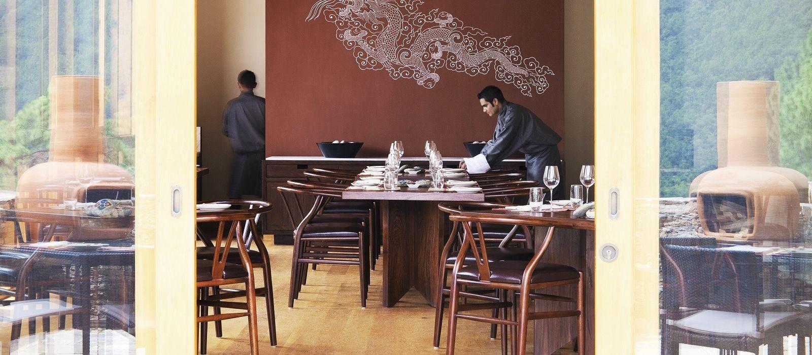 Hotel Uma by Como Bhutan