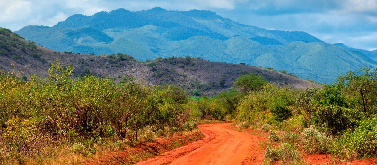 Destination Tsavo West Kenya
