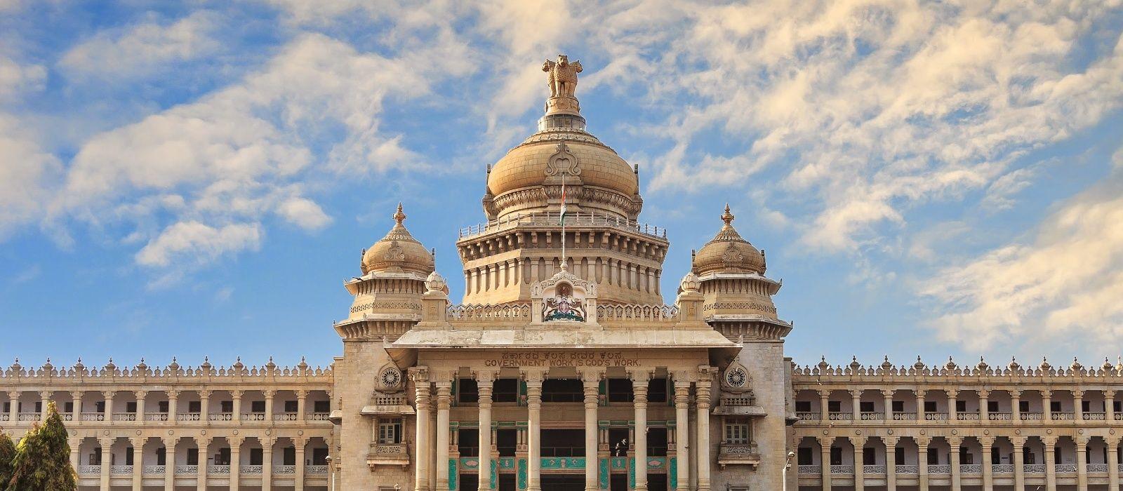 Destination Bangalore South India