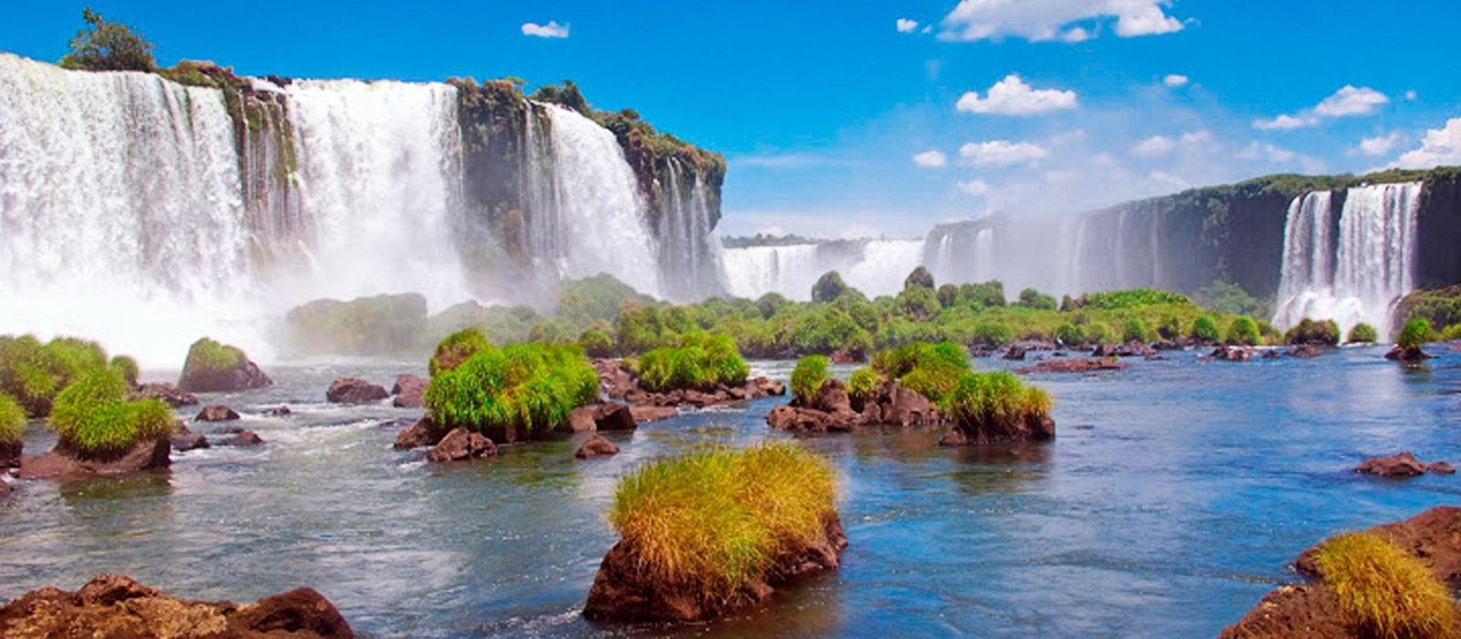 Brazil's Wildlife, Waterfalls and Beach Tour Trip 3