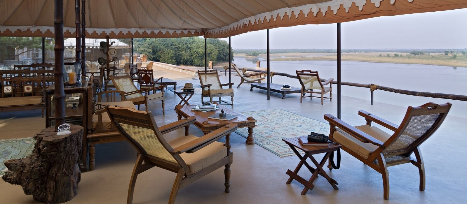 Hotel Chhatra Sagar Nordindien
