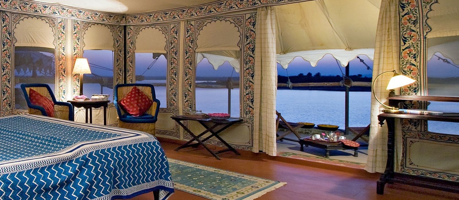 Hotel Chhatra Sagar North India