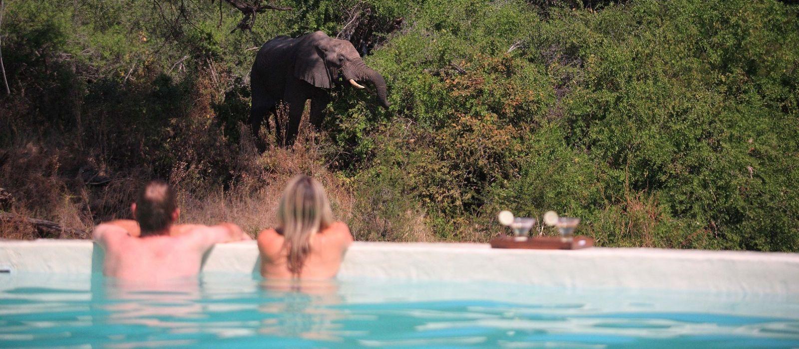 Hotel Jongomero Tansania
