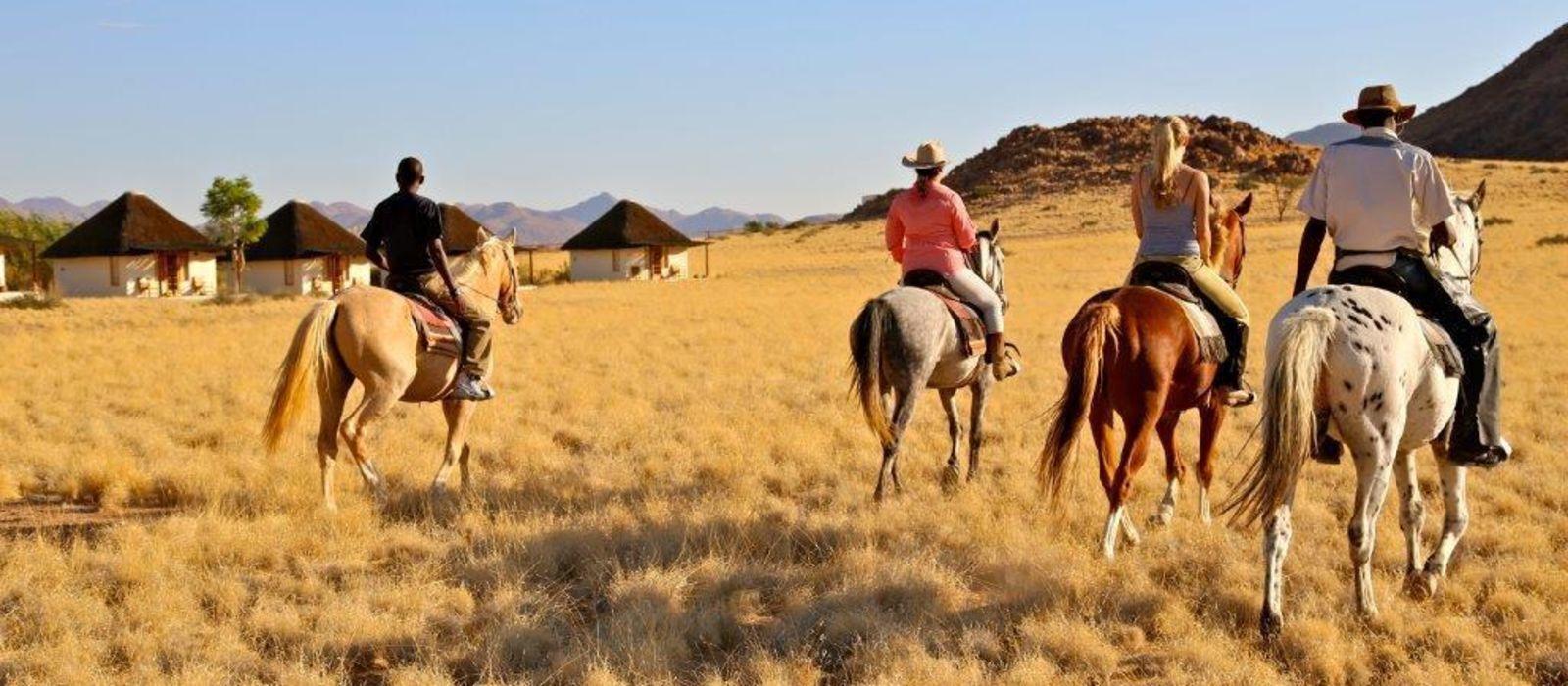 Von Sossusvlei zum Caprivi Streifen: Namibias Naturwunder Urlaub 4