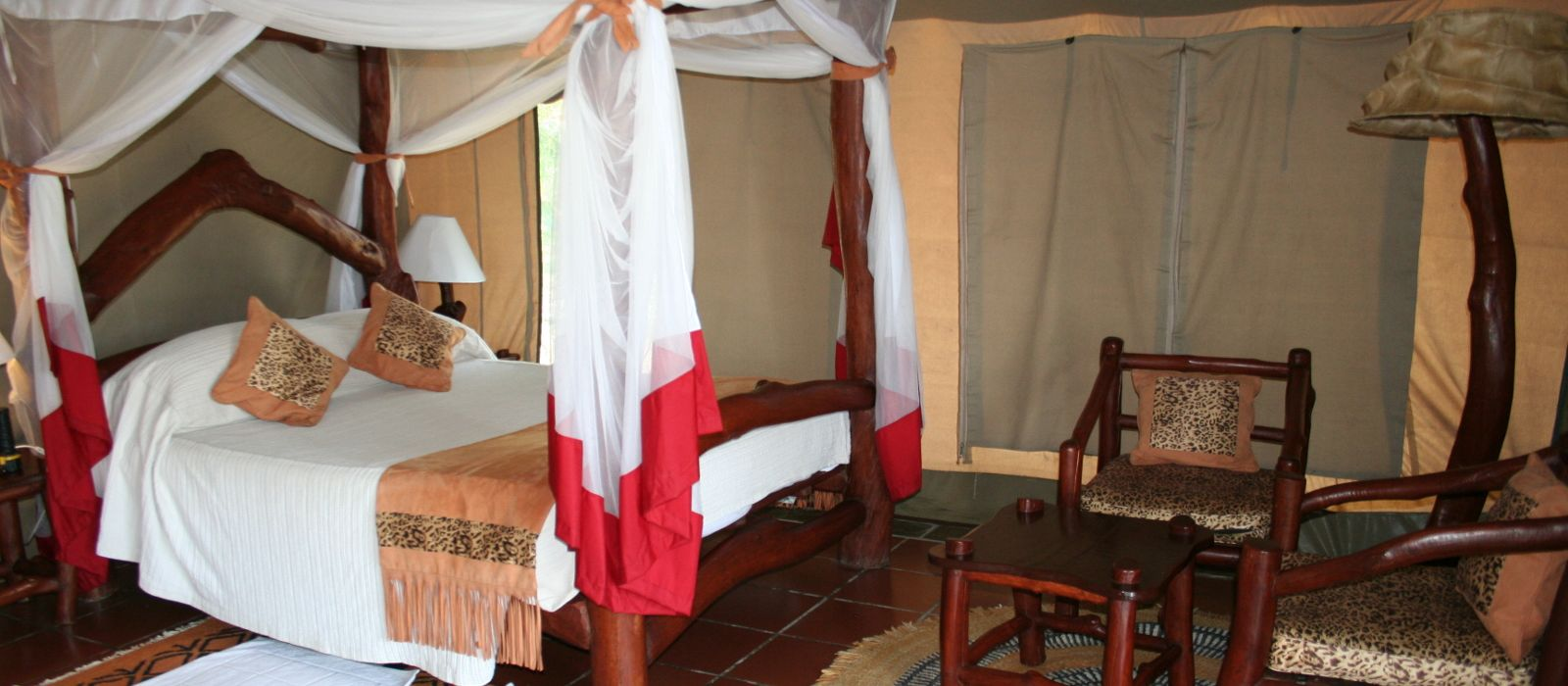 Hotel Mbuzi Mawe Tansania