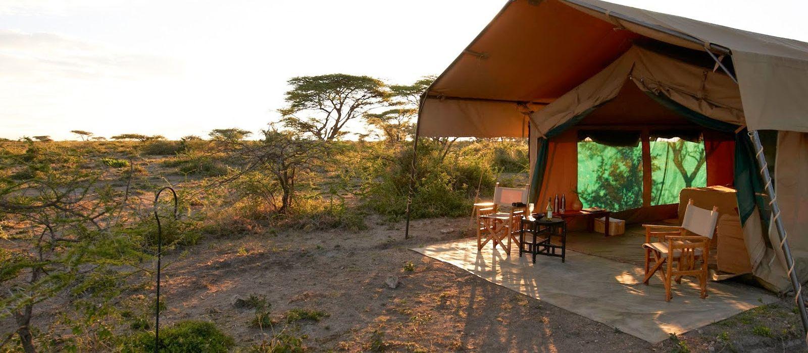 Hotel Ubuntu Camp S Tanzania