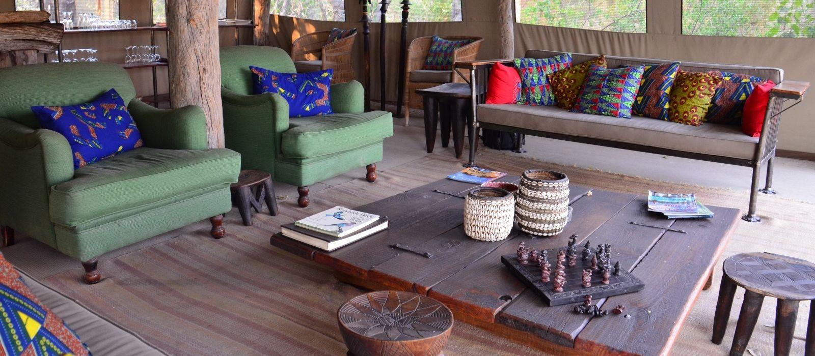 Hotel Sango Safari Camp Botswana