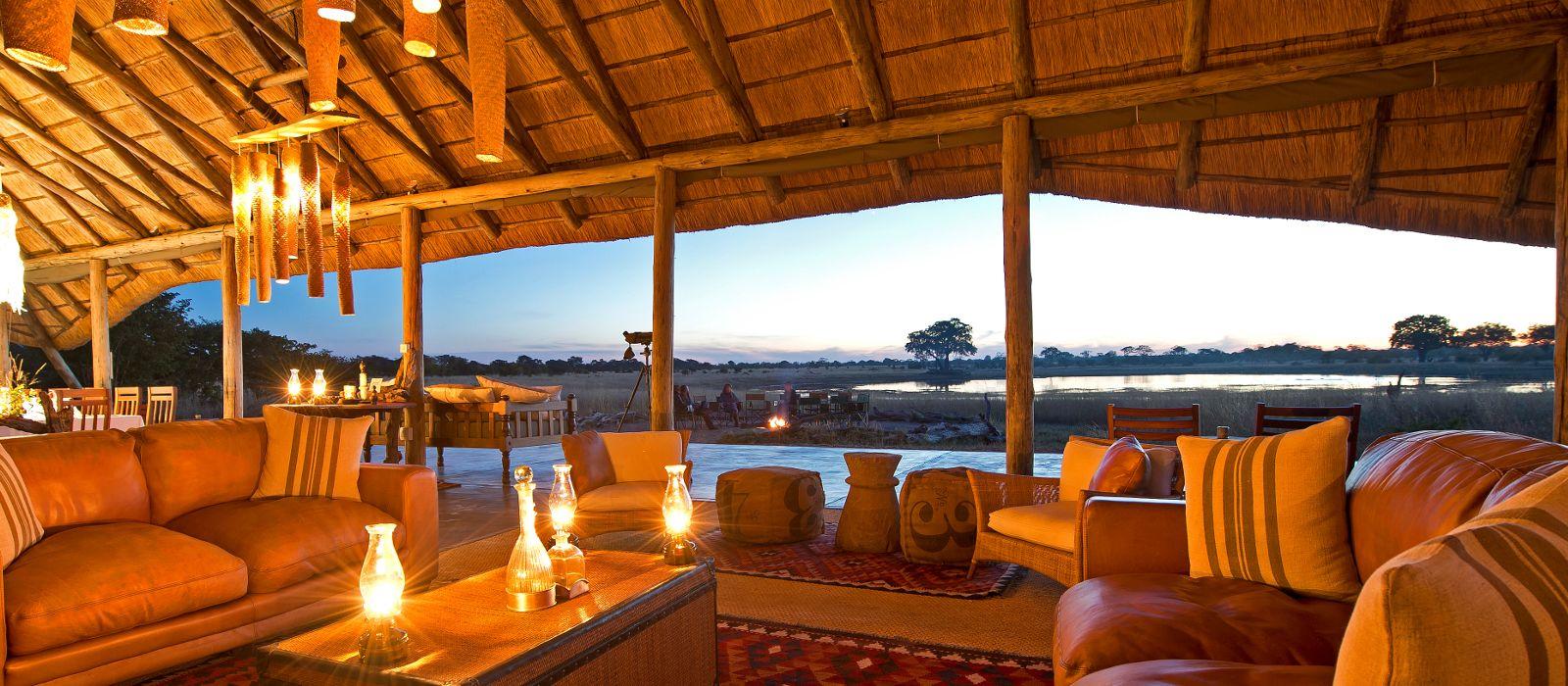 Hotel Camp Hwange Zimbabwe