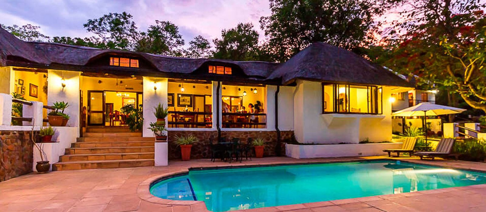 Hotel Rissington Inn South Africa