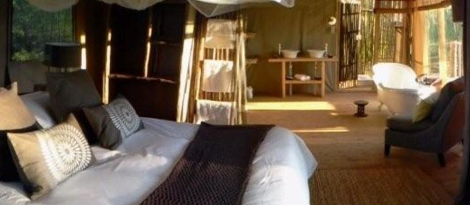 Hotel Miombo Safari Camp Zimbabwe