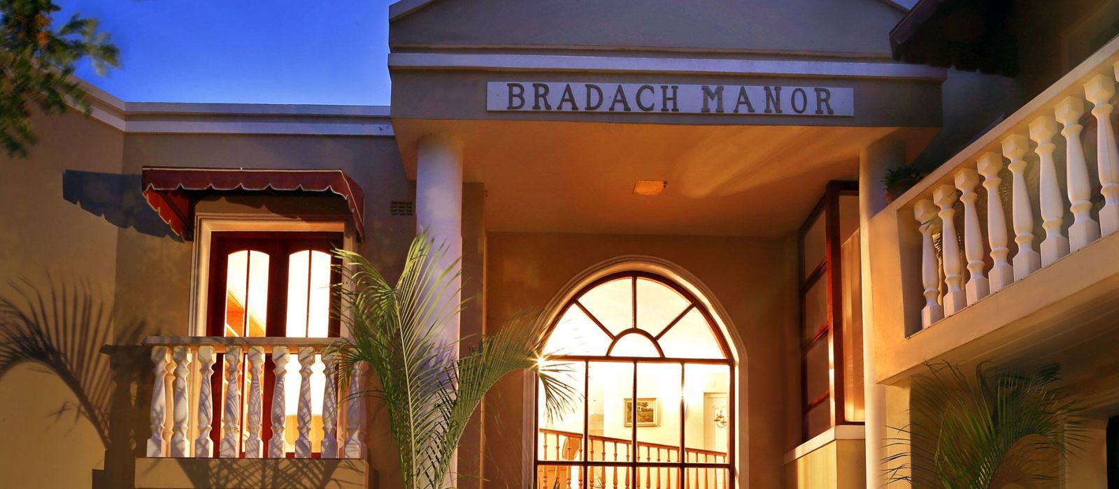 Hotel Bradach Manor South Africa